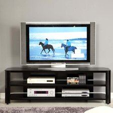 "<strong>Innovex</strong> 65"" Glass TV Stand"