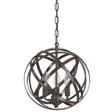 Axis 3 Light Globe Pendant