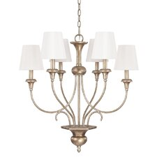 Ansley 6 Light Mini Chandelier