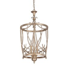 <strong>Capital Lighting</strong> Ansley 3 Light Foyer Pendant