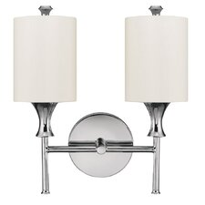 Studio 2 Light Wall Sconce