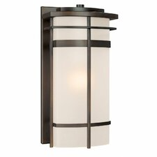 Lakeshore 1 Light Outdoor Wall Lantern