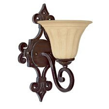 Sierra 1 Light Wall Sconce