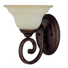 <strong>Capital Lighting</strong> Chandler 1 Light Wall Sconce