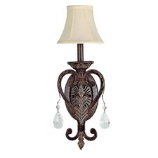 Amberleigh 1 Light Wall Sconce