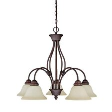 Hammond 5 Light Chandelier
