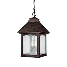 Lodge Outdoor Hanging Lantern