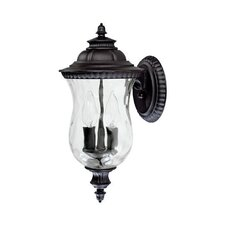 Ashford 2 Light Outdoor Wall Lantern