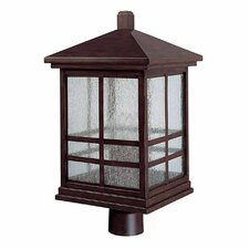 <strong>Capital Lighting</strong> Preston 4 Light Outdoor Post Lantern