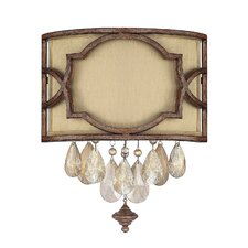 <strong>Capital Lighting</strong> Luciana 2 Light Wall Sconce
