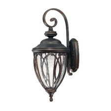 <strong>Capital Lighting</strong> Astor 1 Light Outdoor Wall Lantern