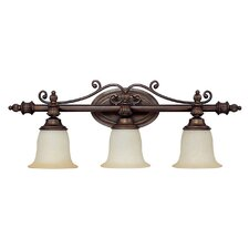 Avery 3 Light Bath Vanity Light