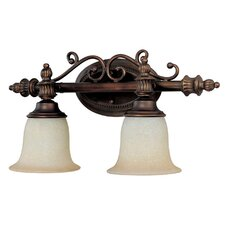 Avery 2 Light Bath Vanity Light
