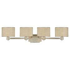 Lenox 4 Light Bath Vanity Light