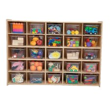25 Compartment Cubby