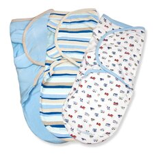 SwaddleMe® 3 Piece Cotton Knit Sheet Set