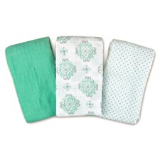SwaddleMe® 3 Piece Muslin Blanket