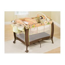 Swingin Safari Grow With Me Playard and Changer