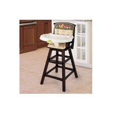 Classic Comfort™ Wood High Chair