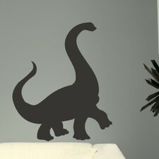 <strong>Alphabet Garden Designs</strong> Chalkboard Dinosaur Wall Decal