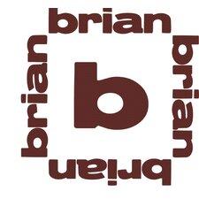Brian x 4 Monogram