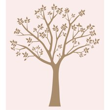 <strong>Alphabet Garden Designs</strong> Blossoming Tree Vinyl Wall Decal