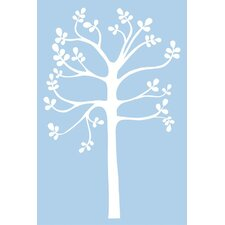 <strong>Alphabet Garden Designs</strong> Spring Tree Vinyl Wall Decal