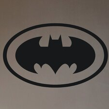 <strong>Alphabet Garden Designs</strong> Personalized Batman Wall Decal