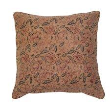 Bright and Fresh Art Rug Block Printed Pillow