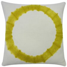 Dye Chartreuse Pillow