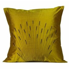 Branches Silk Decorative Pillow