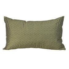 V Silk Decorative Pillow
