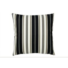 Down the Lane Square Polyester Outdoor Decorative Pillow