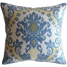 Ikat Linen Decorative Pillow