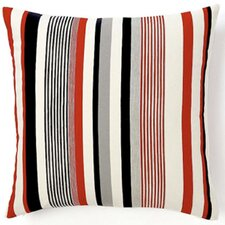 Siggi Stripes Cotton Pillow