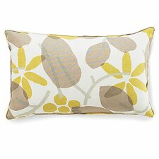 Bethe Flower Linen Pillow