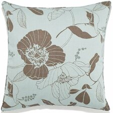 Poppy Polyester Outdoor Decorative Pillow