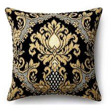 Ikat Polyester Outdoor Decorative Pillow