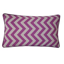<strong>Jiti</strong> Zig Zag Cotton Pillow
