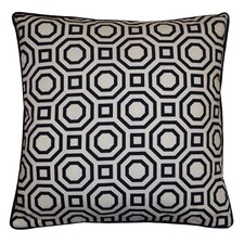 Labyrinth Cotton Pillow