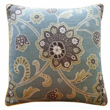 Amaryllis Cotton Pillow