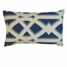 Crossroads Cotton Pillow