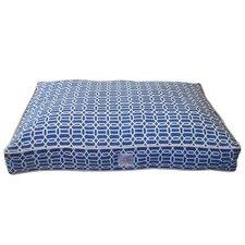 Mosaic Dog Pillow