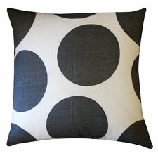 Ball  Cotton Throw Pillow
