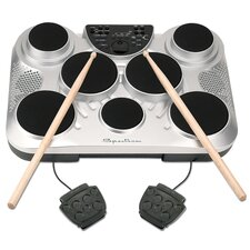 7 Pad Digital Drum Set
