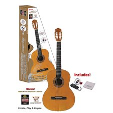Spectrum Classical Style Acoustic Guitar in Spanish Yellow