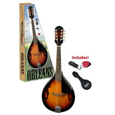 Orleans Mandolin with Gig Bag