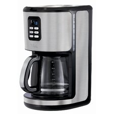12 Cup Programmable Coffee Maker with Glass Carafe