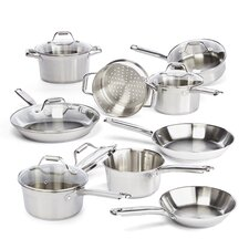 Elegance 15 Piece Cookware Set