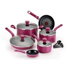 Excite Non-Stick 14 Piece Cookware Set